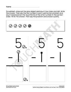 touch points math worksheets 1000 images about touch math on pinterest and skip counting. Black Bedroom Furniture Sets. Home Design Ideas
